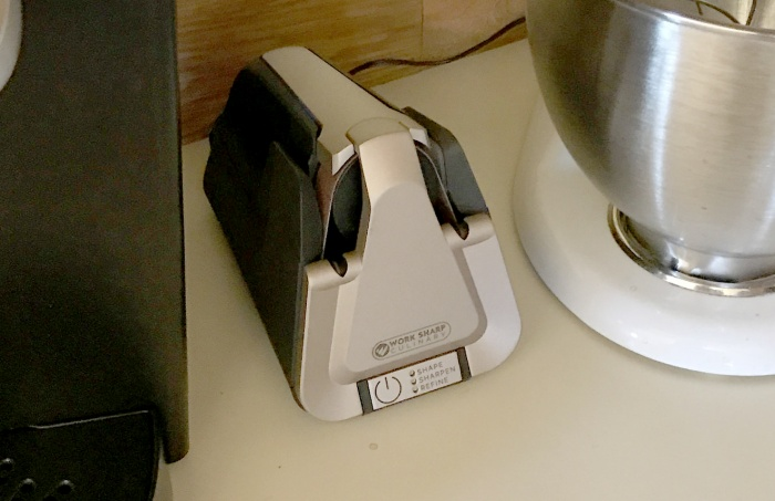 worksharp culinary e5 automatic knife sharpener