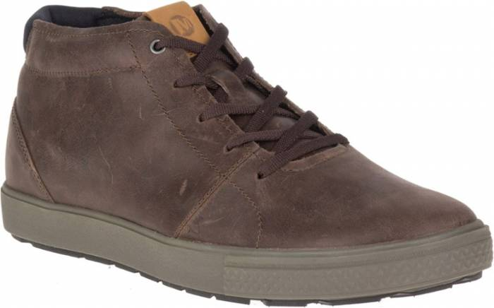 Merrell Barkley Chukka Boots - Best Winter Boots for Men 2018-2019