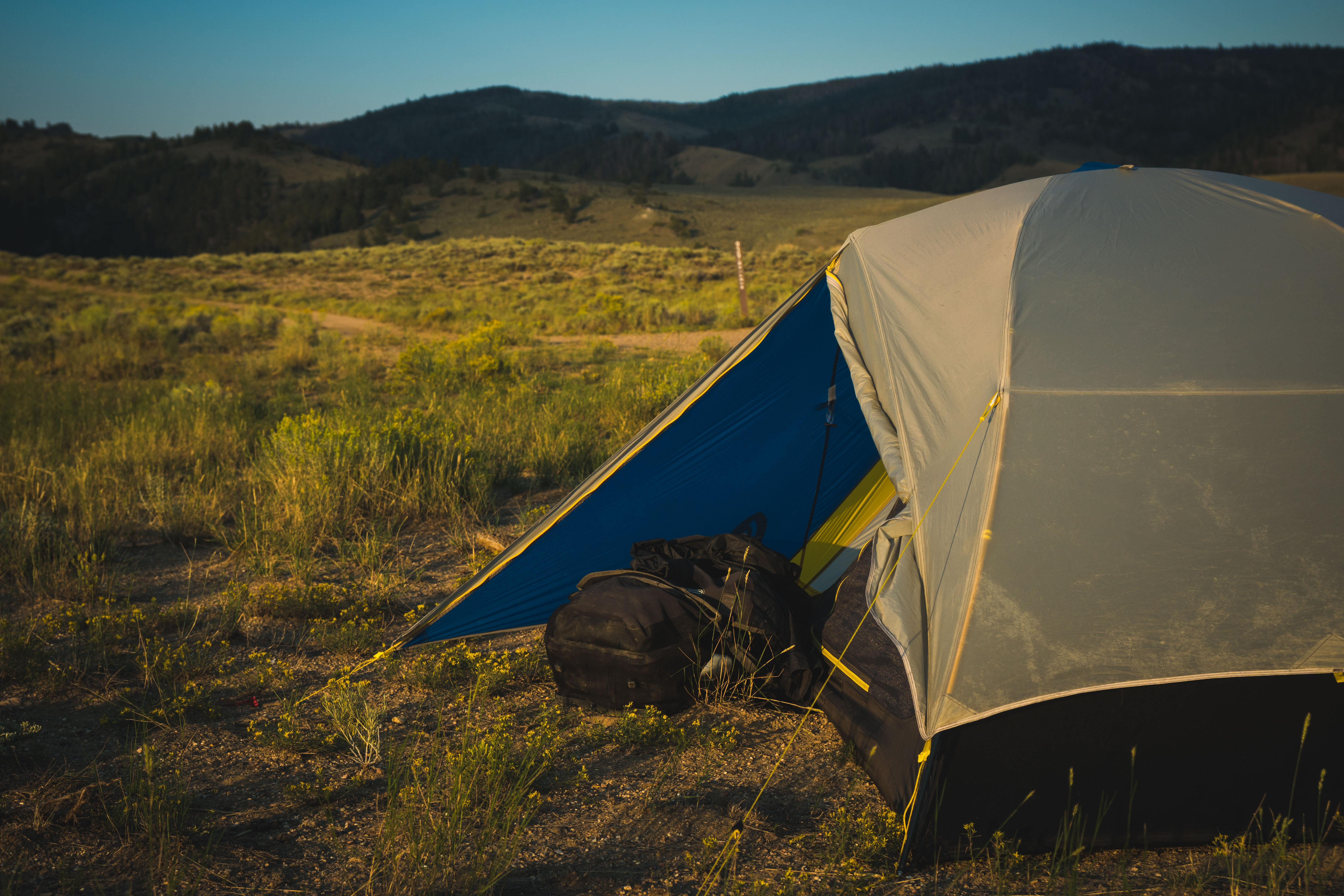 Sierra Designs Sweet Suite Tent Review & Sweet Suite! Unique Tent Design Gives Strong Results