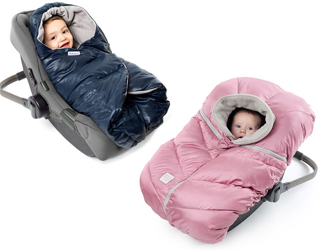 7A.M. Enfant Stroller Blanket and Carseat Cover