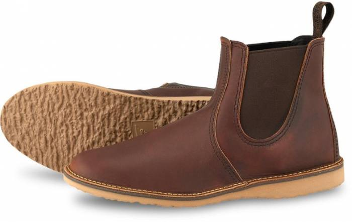 Red Wing Weekender Chelsea Boot - Best Winter Boots for Men