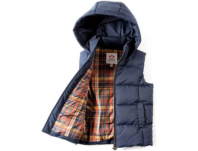 Appaman Kids Puffy Vest with Hood
