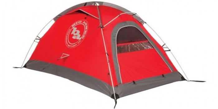 big agnes 4-person tent