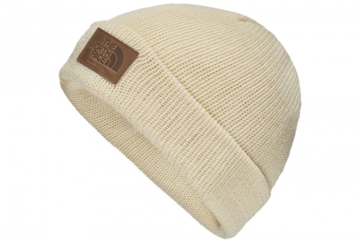 the north face cali wool beanie natural