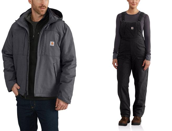 Carhartt Men's and Women's Workwear
