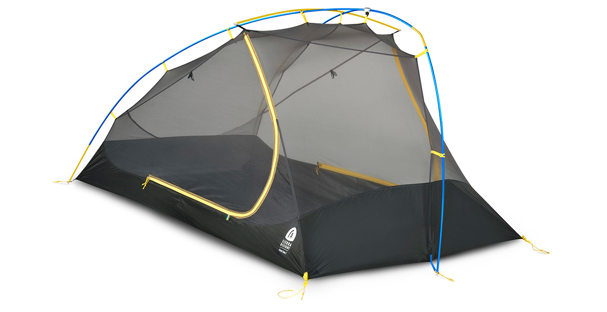 Sierra Designs Sweet Suite review  sc 1 st  GearJunkie & Sweet Suite! Unique Tent Design Gives Strong Results