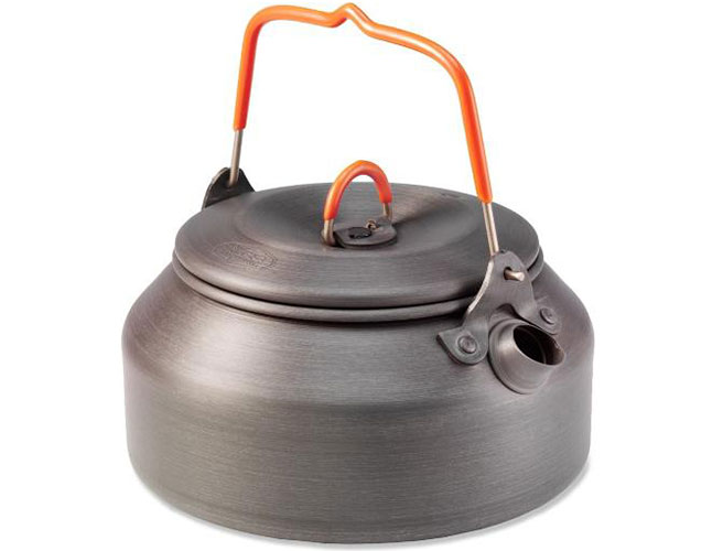 GSI Halulite Tea Kettle - The Perfect Camping Kettle