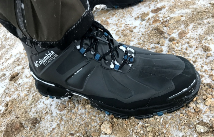 Columbia Canuk winter boot