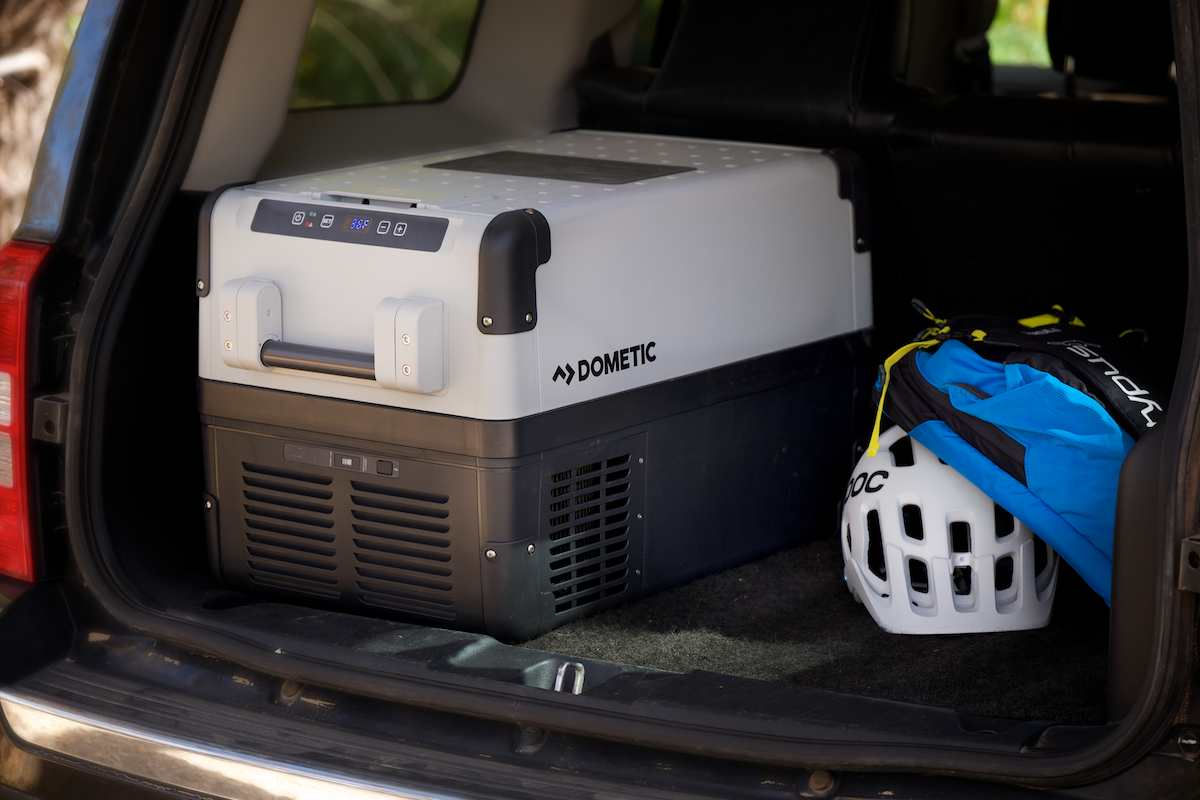No Ice Needed Put A Refrigerator In Your Car Gearjunkie