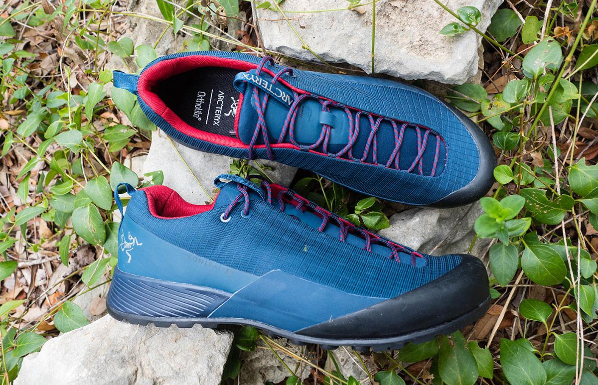 1fe72c1144c First Look: Arc'teryx Konseal FL Approach Shoe Review | GearJunkie