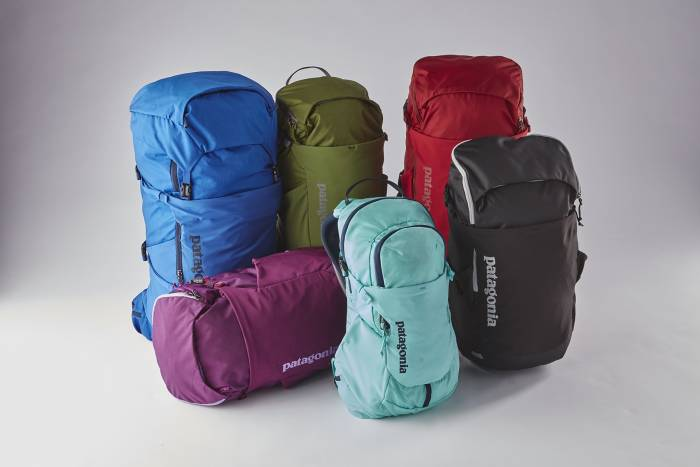 Patagonia Trail Pack Collection