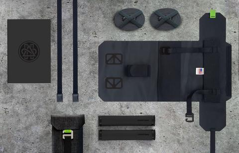 Monkii Bars Tactical Kit Resistance Training