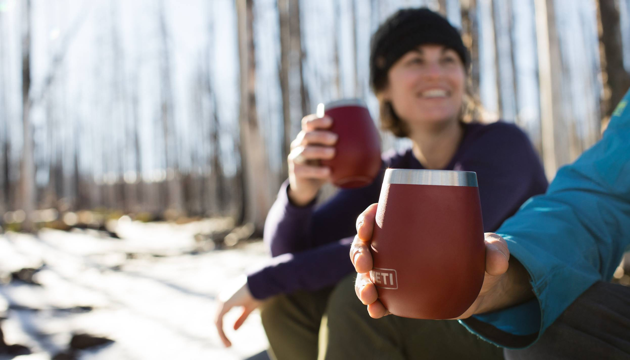 YETI Wine Brick Red - Gifts for Camping