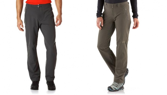 REI Cyber Monday Sale: 50% Off Women's and Men's REI Co-op Activator Soft-Shell Pants
