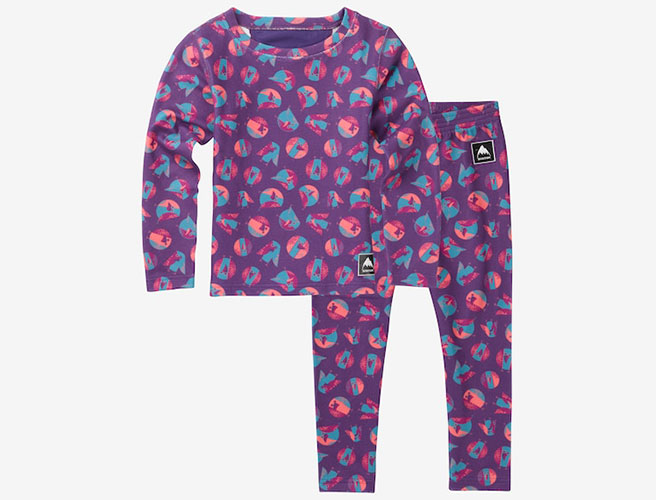 Burton Fleece for Toddlers and Kids