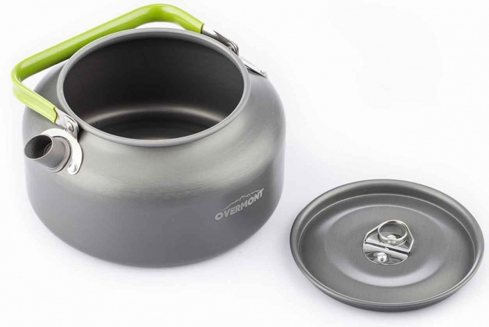 Overmont aluminum coffee pot Amazon Camping Gear Guide under $15