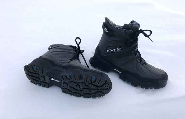 Columbia Canuk winter boot