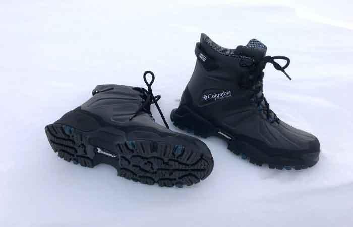 COLUMBIA CANUK TITANIUM OMNI-HEAT OUTDRY WOMEN/'S WP BOOT TITANIUM DARK RASPBERRY