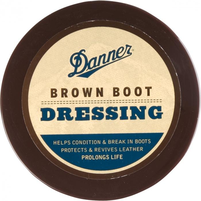 danner boot dressing brown