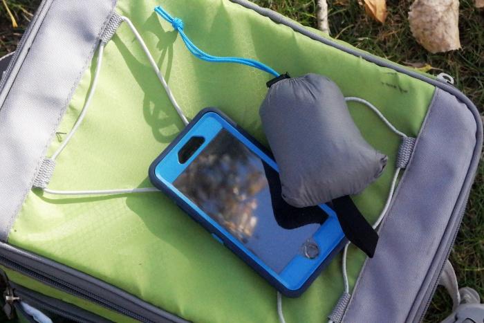 daylite lightest hammock stuff sack phone