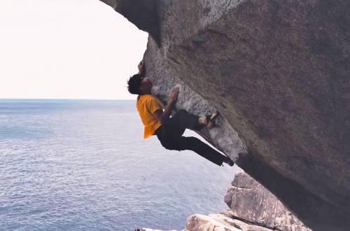 Toru nakajima japanese bouldering