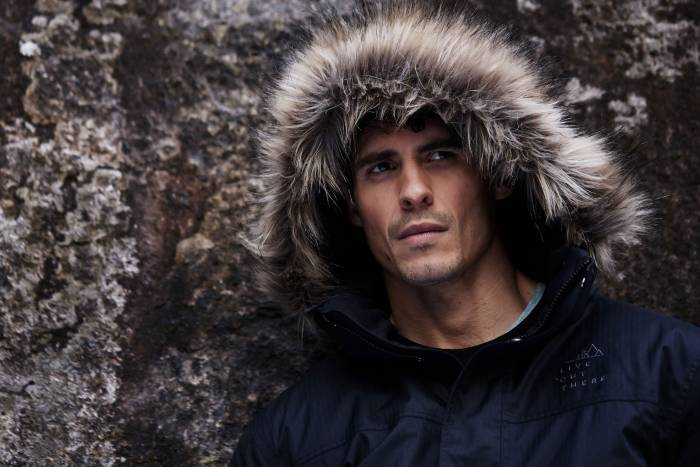 live out there mens parka