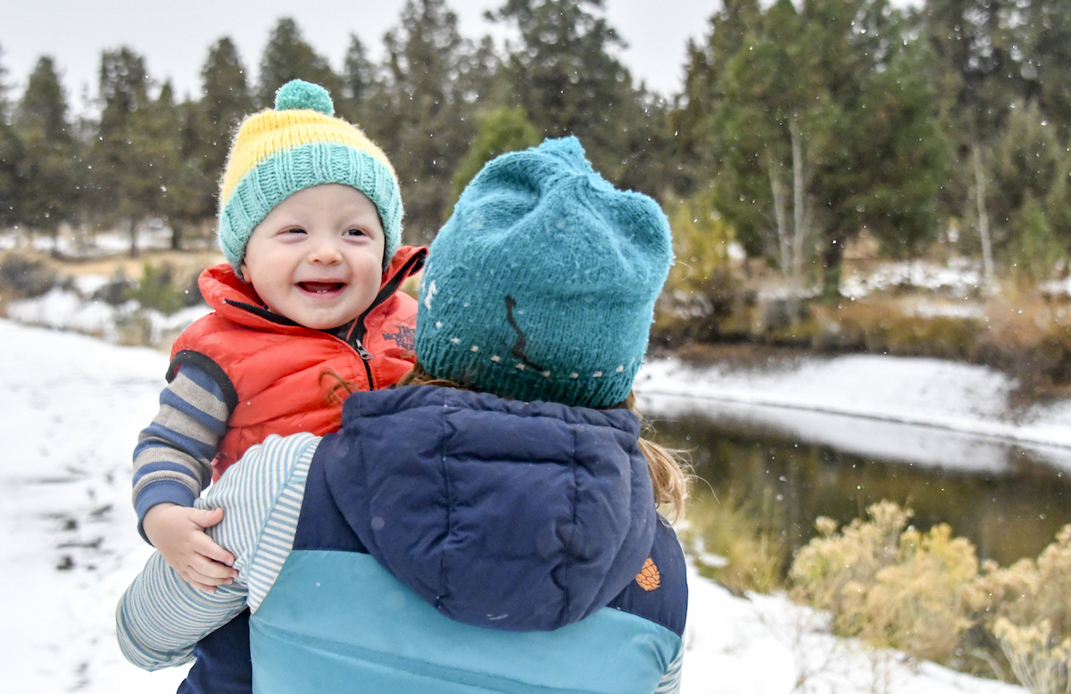 d713edcc Keep Kids Warm! Dressing Children for Cold Weather | GearJunkie