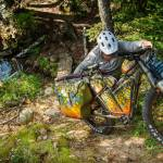 mountain bike to fly fishing