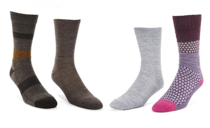 REI Cyber Monday Sale: 40% Off Smartwool 2-Pack Socks for Men and Women