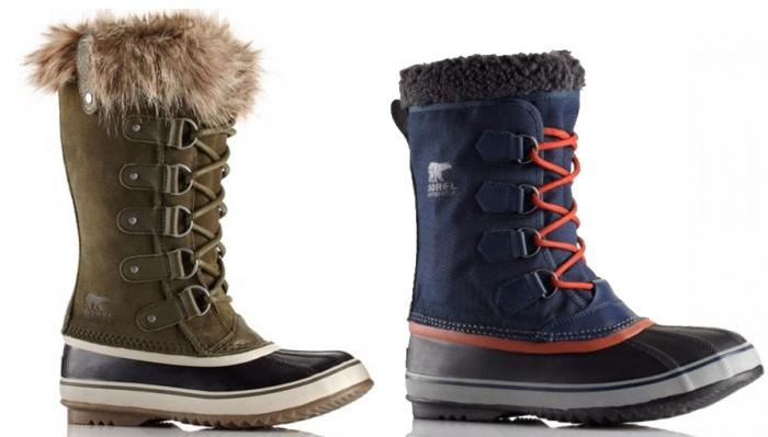 Cyber Week Sale: 25% Off All Sorel Footwear