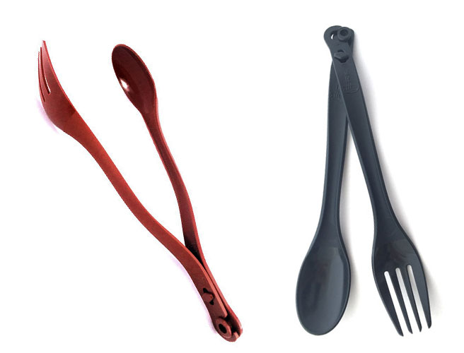 Sprongs Camping - All-in-one Fork, Spoon, and Tongs
