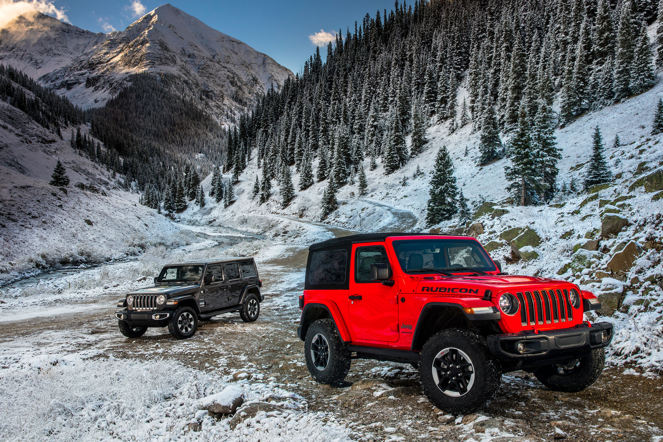 Meet The 2018 Jeep Wrangler