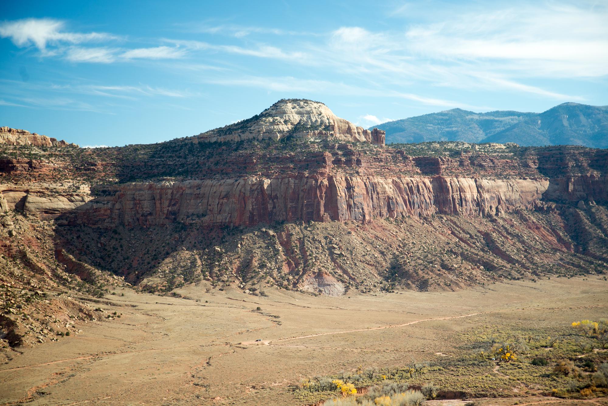 moab bears ears indian creek