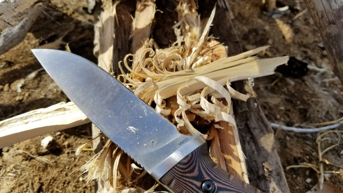 Buck Selkirk knife review