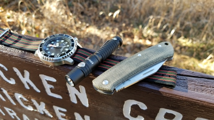 Benchmade Lawful 318 folding knife evaluation