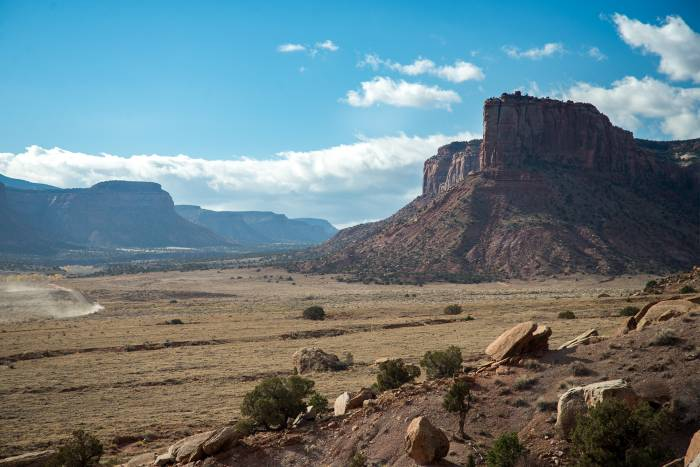 moab bears ears indian creek