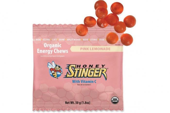 Honey Stinger Pink Lemonade Energy Chews