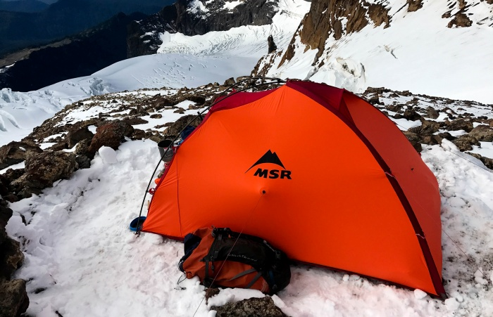 msr advance pro 2 tent mount baker