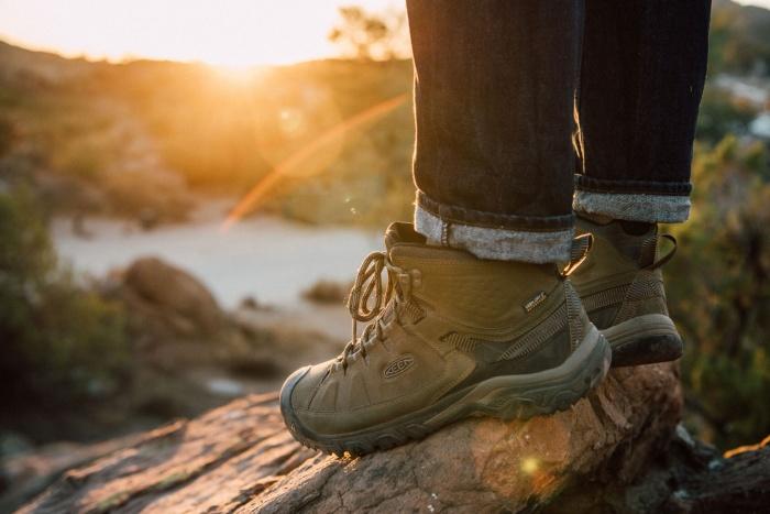 keen targhee boot