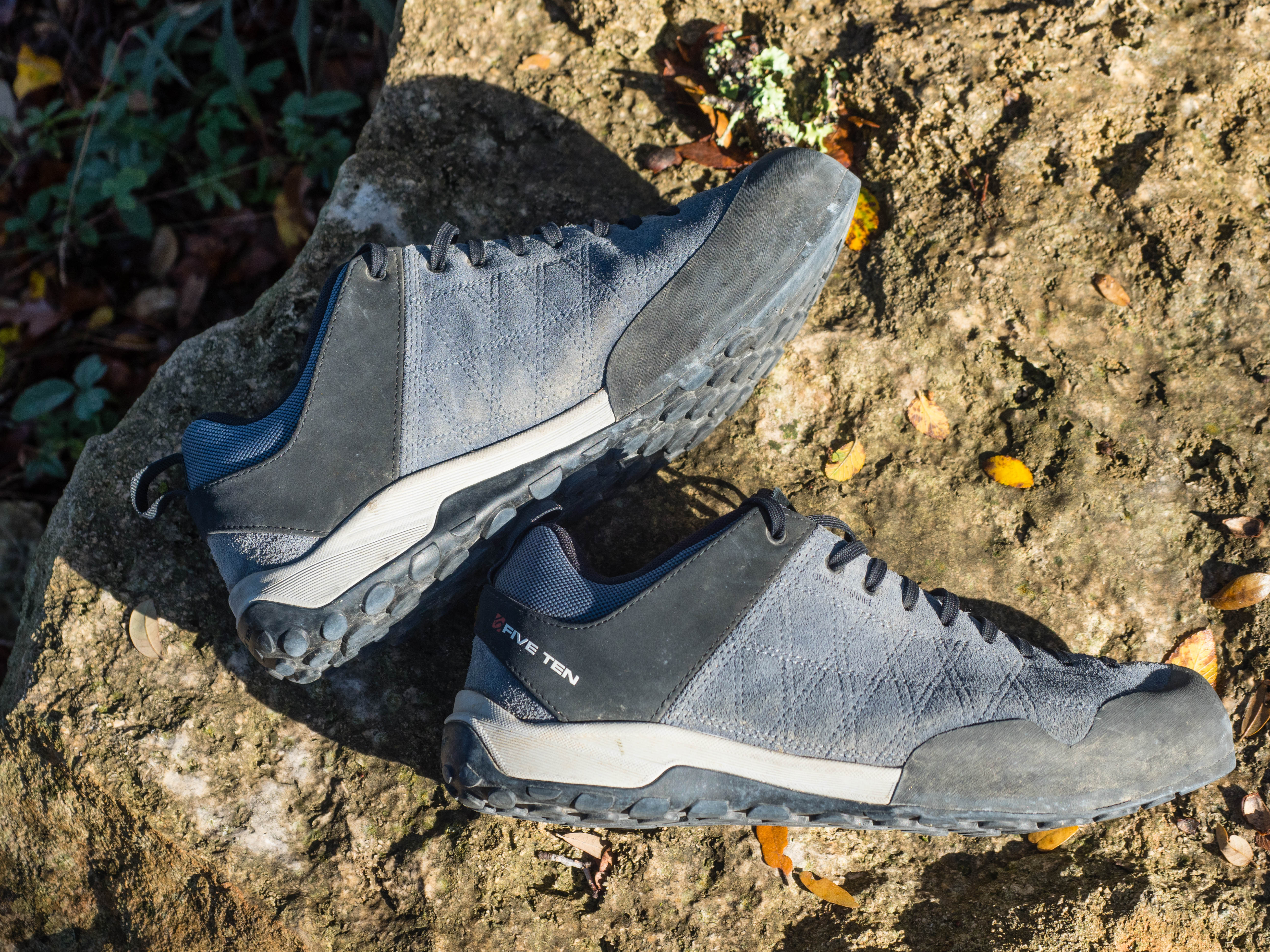 ef904db8c75 One Shoe To Hike and Climb  Five Ten Guide Tennie Review