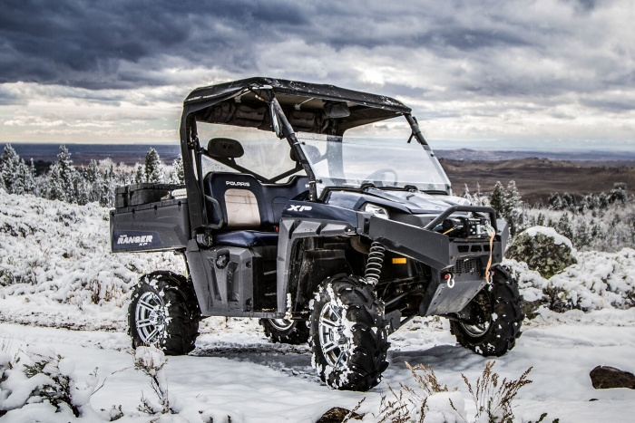 Vote: Polaris to Crown Top Outdoor Rural Town: Polaris Ranger xp 1000