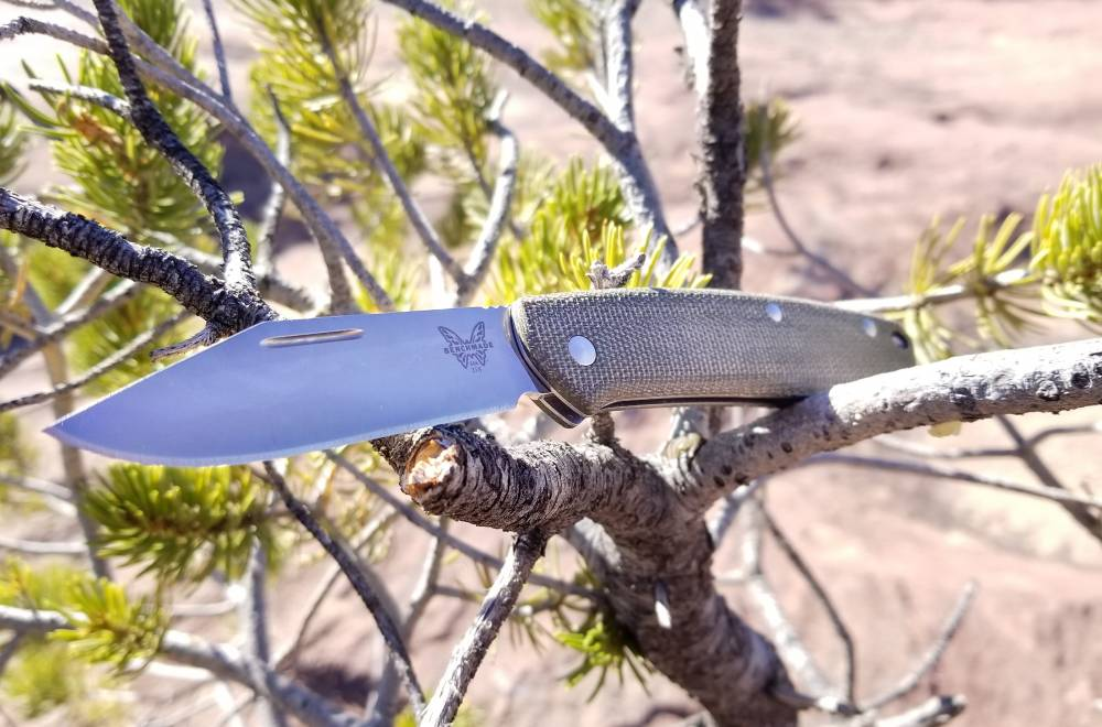 benchmade proper 318 review