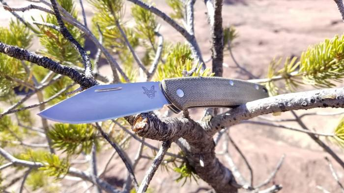 benchmade fair trusty 318 evaluation