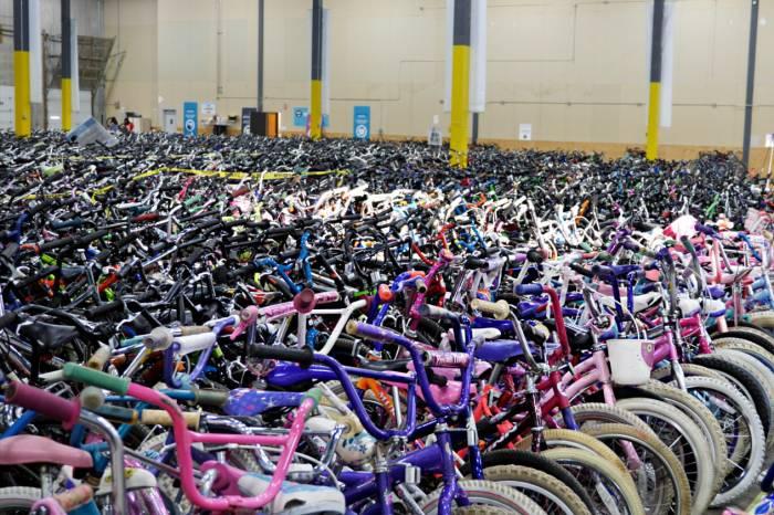 free bikes 4 kidz warehouse
