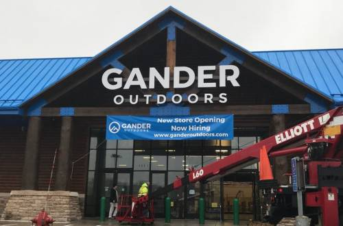 Gander Outdoors to Open Dozens of Stores Nationwide