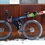 gunslinger defiant ski carry for bikes