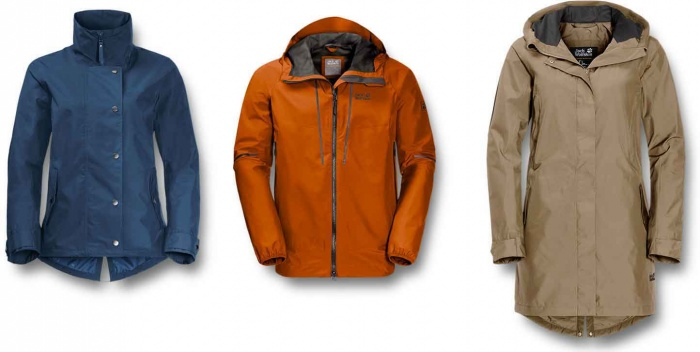 Texapore Ecosphere jackets