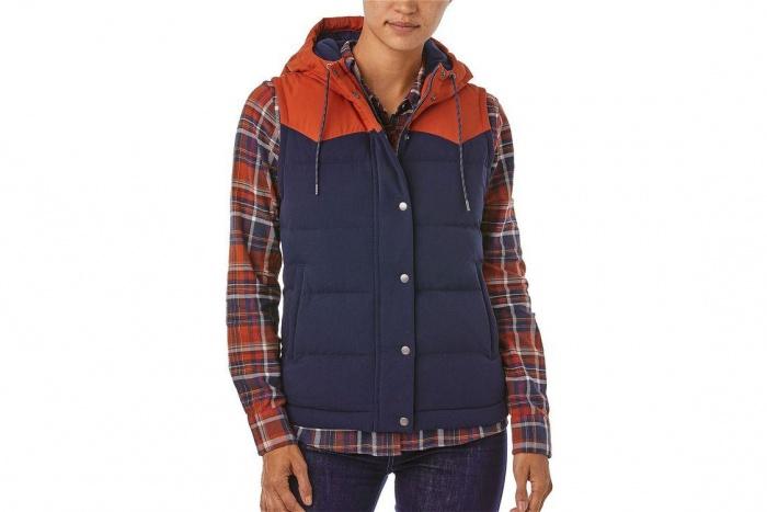 patagonia bivy down vest