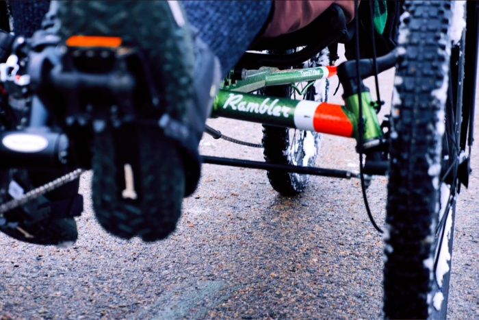 Terratrike Rambler All-Terrain trike review