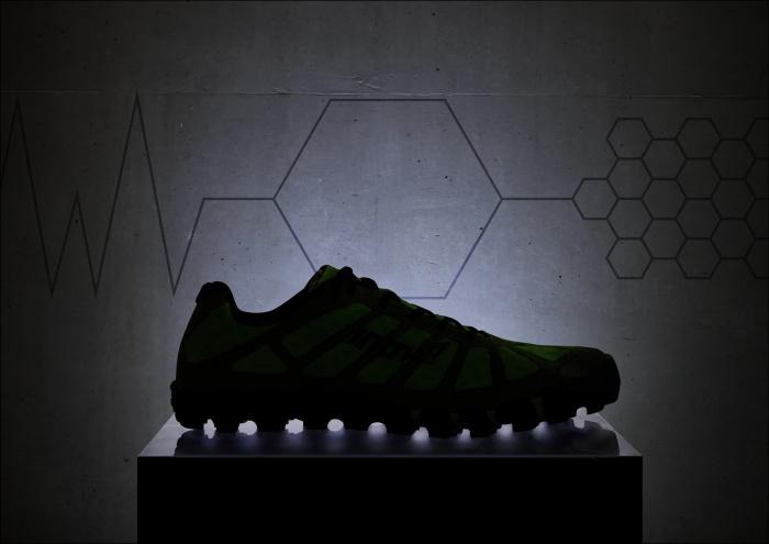 Inov-8 graphene shoe sole